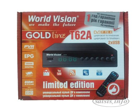 Обзор World Vision T62A