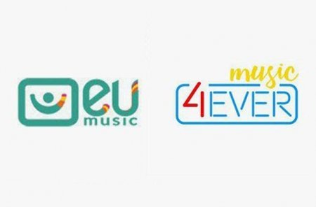4ever music HD и EU Music HD в FTA на спутнике Eutelsat 9B